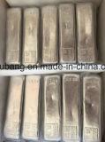 Colore di Grey d'argento 99.99999% del lingotto 99.9999% dell'indio di elevata purezza
