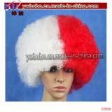 Afro Cap peluca para los trajes Publicidad regalo del vestido de lujo (PS2014)