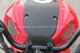 bicicleta vermelha de 150cc 200cc para competir a motocicleta