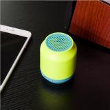 Mini haut-parleur portatif sans fil de caisse de résonance du haut-parleur Bluetoothv3.0