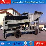 Equipo de la minería aurífera del placer de China