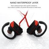 Шлемофон Earbud наушников Bluetooth беспроволочный с Mic для бежать для iPhone Samung etc.