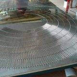 Banda transportadora del acero inoxidable 316