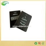 Impression lustrée faite sur commande de brochure de laminage (CKT-BK-549)