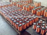 Draad van het Aluminium van het koper de Beklede/Geëmailleerden Draad