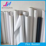 Лоснистое знамя гибкого трубопровода PVC Frontlit (340GSM)