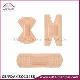 Cerotto adesivo esterno medico del pronto soccorso dell'articolazione di figura di H