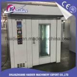 Gás giratório do forno da cremalheira do equipamento da padaria/disponível Diesel/elétrico