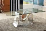 거실 가구를 위한 현대 디자인 장방형 유리제 식탁