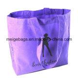 Non сплетенный мешок покупателя полипропилена, с отпечатком нестандартной конструкции и логоса