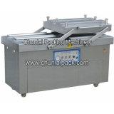 Máquina de empaquetamiento al vacío neumática de Dz600-4sb