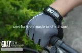 Luvas de competência respiráveis do esporte do ciclo da bicicleta