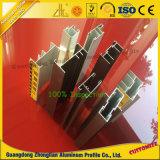 Aleación de aluminio vendedora caliente de la electroforesis para Windows y las puertas