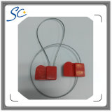 Etiqueta del sello de envase del cable del sello de la seguridad de la frecuencia ultraelevada RFID