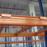 De Staaf van de Steun van het staal voor de Opslag van Pallets