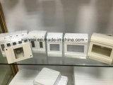 Hc-S 4ways가 물개를 가진 플라스틱 스위치 박스 전기 상자 배급 상자에 의하여 구멍을 판다
