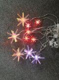 Acrylbeleuchtung der Fenster-Dekoration-LED