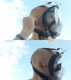 Volles Gesichtsmaske-Tauchens-Unterwasseratemgerätsnorkel-Großhandelsset