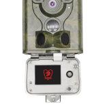 12 MP HD pour l'appareil-photo de jeu de chasse d'appareil-photo de faune de l'appareil-photo 1080P de journal