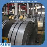 2b Ba Surface (201 304 316L) Faixa de aço inoxidável / bobina / rolo laminado a frio