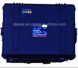 emisión portable del abejón del Uav de frecuencia 6CH de la lupulización de la barra anti del drenaje