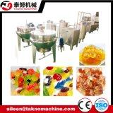 Gummiartige Bären-Süßigkeit-Maschine