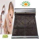 Coletor solar pressurizado de calefator de água da pressão de Jjl estojo compato solar