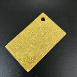 De gouden Reclame schittert AcrylBlad