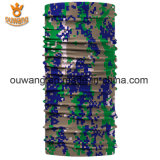 Atacado Camuflagem Multifuncional Custom Tubular Sublimation Decorative Headwear