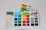 A alta qualidade personalizou o cartão dobrado da cor da pintura da impressão