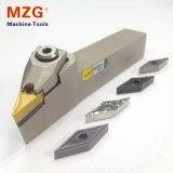 Tipo Clip externa del hilo herramienta de torneado CNC ranura interior del agujero