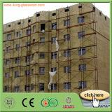 Fehlerfreie Absorptions-Isolierungs-Felsen-Wolle-Zudecke für Wand