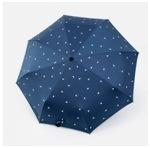 أسود هلام مظلة, أنثى صغيرة [سون] فوق بنفسجيّ مظلة ترقية