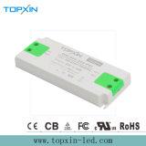 driver costante di tensione LED di 24W 24V nel caso sottile