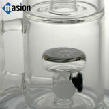 手によって吹かれる濾過器のガラスバブラーの管(AY009)