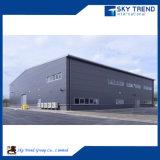 Diseño del taller prefabricado de la estructura de acero para la venta