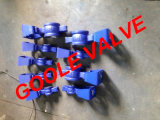 Tipo V-Port Ball Valve Wafer elétrica