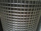 Acoplamiento de alambre soldado acero galvanizado Caliente-Sumergido para cercar