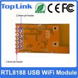 セットトップボックスのための上M5 150Mbps Realtek Rtl8188 USBによって埋め込まれる無線WiFiのモジュール