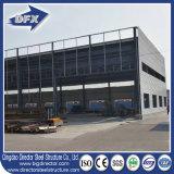 Стальные здания для пакгаузов/фабрик/холодильных камер/школы