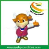 Bille anti-stress de type de jouet de chèvre de polyuréthane certifiée par En71