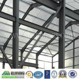 Costruzione d'acciaio prefabbricata per la grande fabbrica d'acciaio o workshop