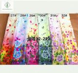 De in het groot Sjaal van de Chiffon van het Ontwerp van 160*50cm 2017 Nieuwe Afgedrukt Dame Fashion Scarf
