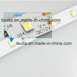 striscia flessibile 2835 60LEDs/M del LED con IP65 impermeabile