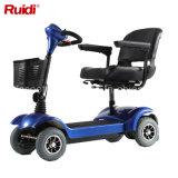 Kleiner 4 Rad-Arbeitsweg-Roller-elektrischer untauglicher Mobilitäts-Roller