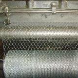 Heiß-Eingetauchter galvanisierter Gabion Kasten, sechseckige Draht-Filetarbeit mit kohlenstoffarmem Stahl