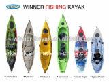 barcos de pesca plásticos del borrachín del pescador del Bighead 2.65mts