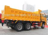 336HP 팁 주는 사람을%s 가진 중국 Hohan 덤프 트럭