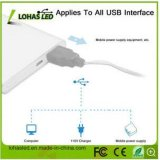 5m/16FT 당 결혼식 훈장을%s 온난한 백색 USB LED 끈 빛