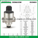 Válvula manorreductora de cobre amarillo automática del agua (AV-B-5)